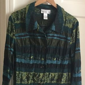 Gorgeous Rayon Blend Jacket